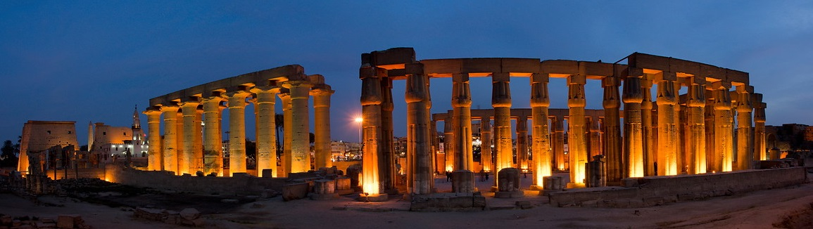 Karnak Temple & Luxor Temple Half Day Tour