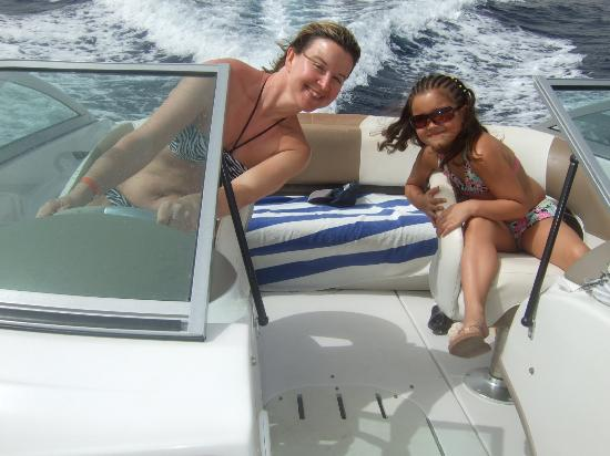 Private Speed Boat Thrilling Adventure Sharm E Sheikh