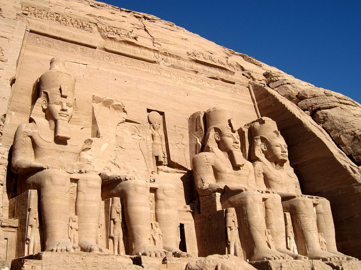 Abu Simbel Day Tour by Plane from Aswan