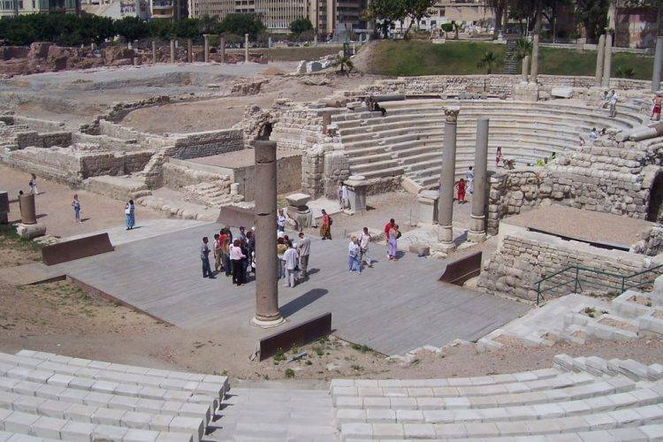 Day Tours in Alexandria