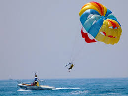 PARASAILING EXCURSION IN HURGHADA